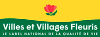 Villecroze, village fleuri